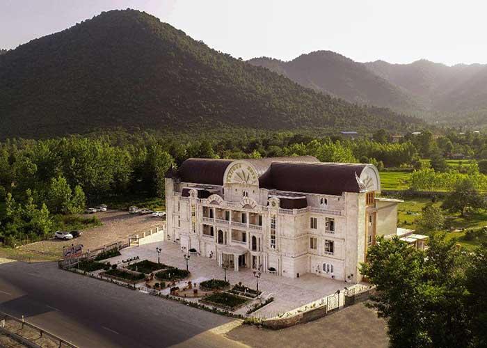 تصاویر هتل راتینس ماسال