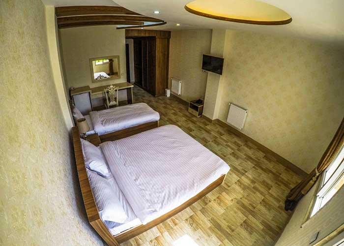 سه تخته هتل راتینس ماسال