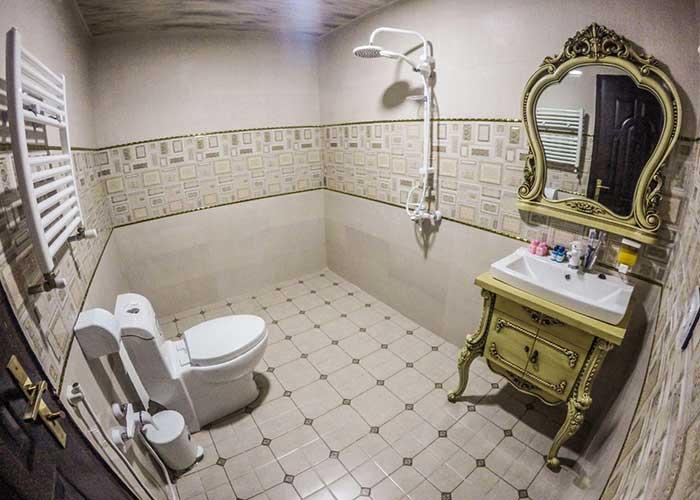 سرویس بهداشتی هتل راتینس ماسال