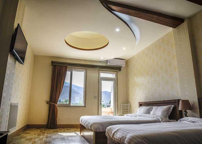 سه تخته هتل راتینس