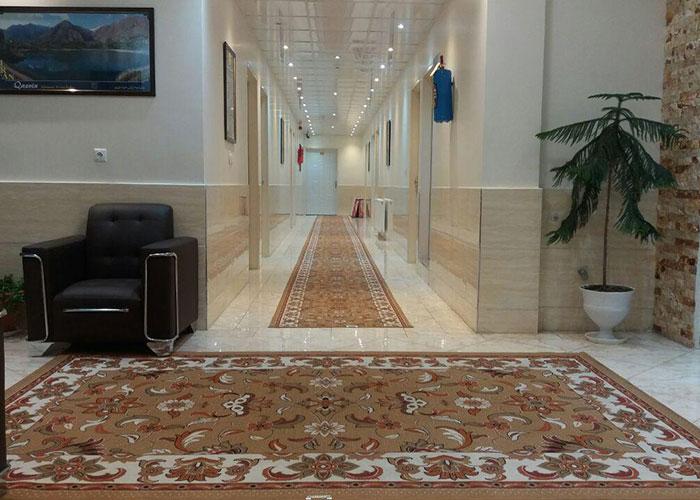 هتل راژیا قزوین
