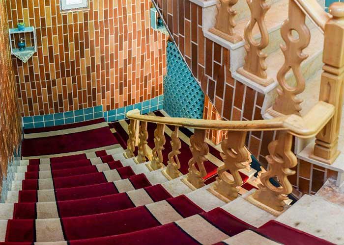 راهرو هتل ریتون شیراز