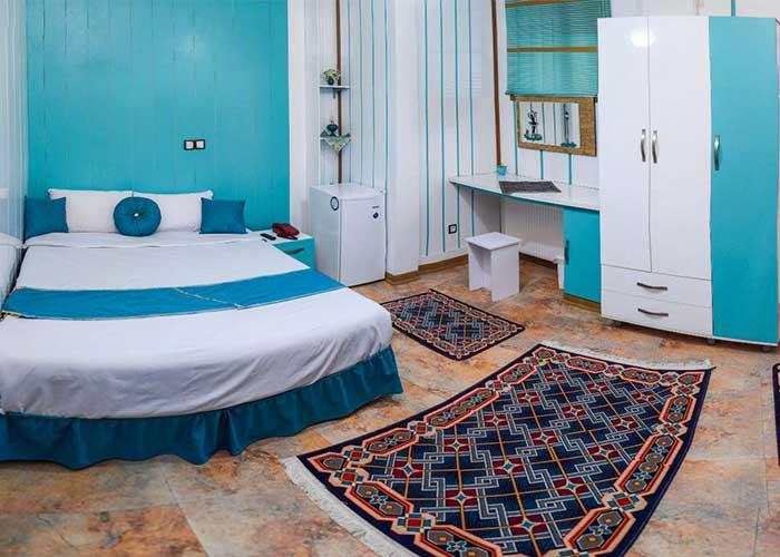 اتاق دو تخته هتل ریتون شیراز