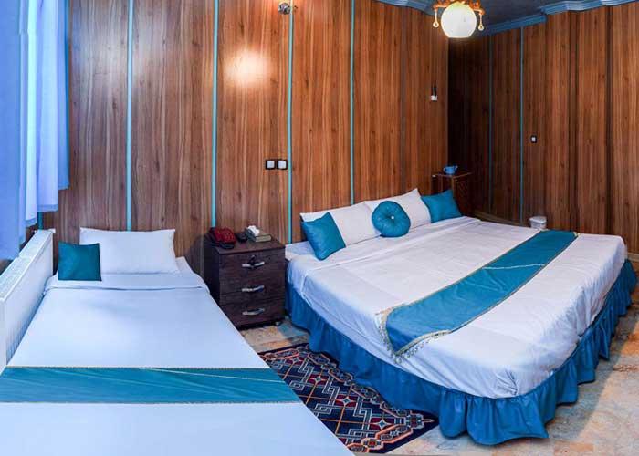 سه تخته هتل ریتون شیراز