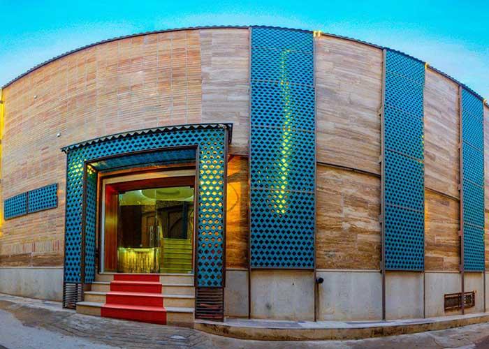 ساختمان هتل ریتون شیراز