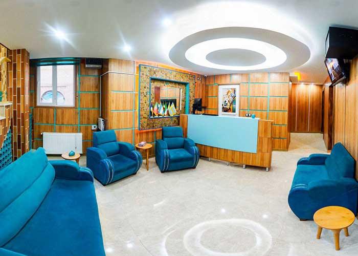 پذیرش هتل ریتون شیراز