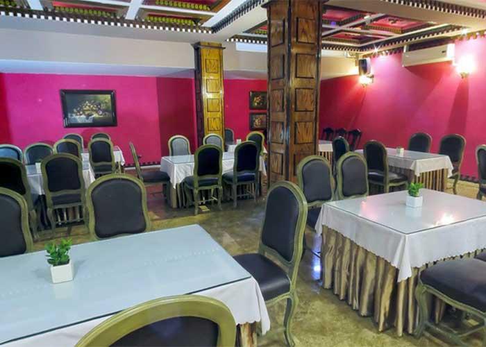 سالن مراسم هتل رودکی تهران