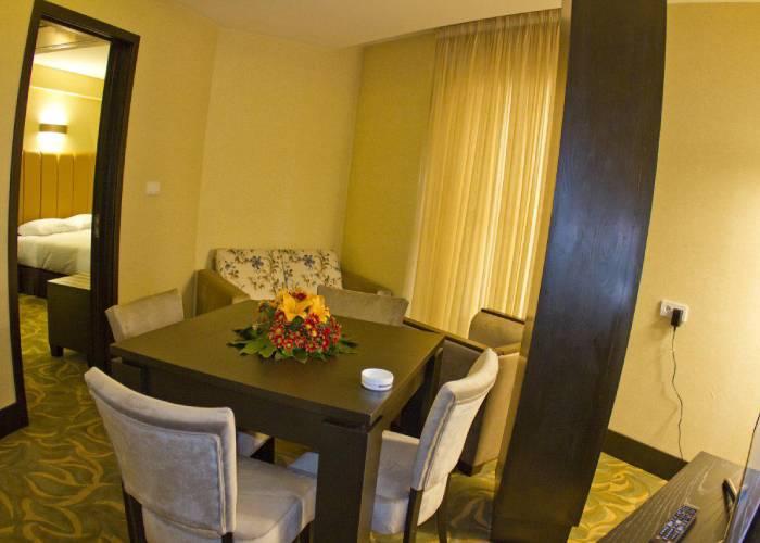 سوئیت هتل رویال شیراز