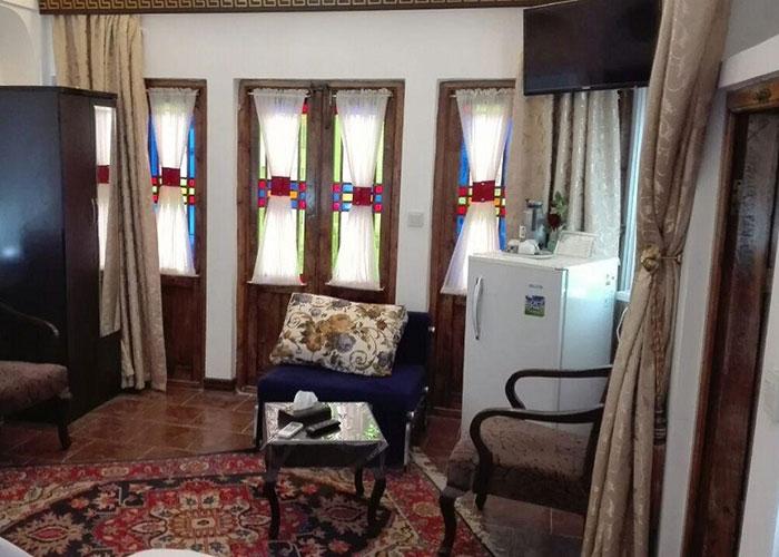 عکس اتاق هتل سنتی رویای قدیم یزد