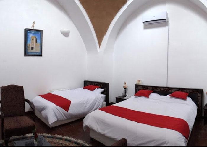 تصاویر اتاق هتل سنتی رویای قدیم یزد
