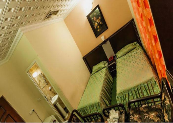 هتل سعدی تهران