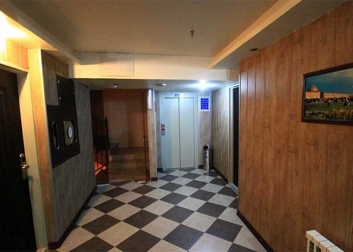 آسانسور هتل صبا اصفهان