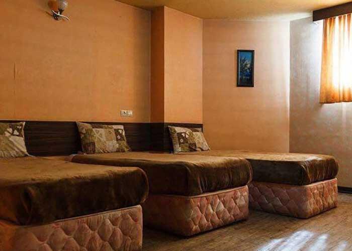 تصاویر اتاق هتل صبا اصفهان
