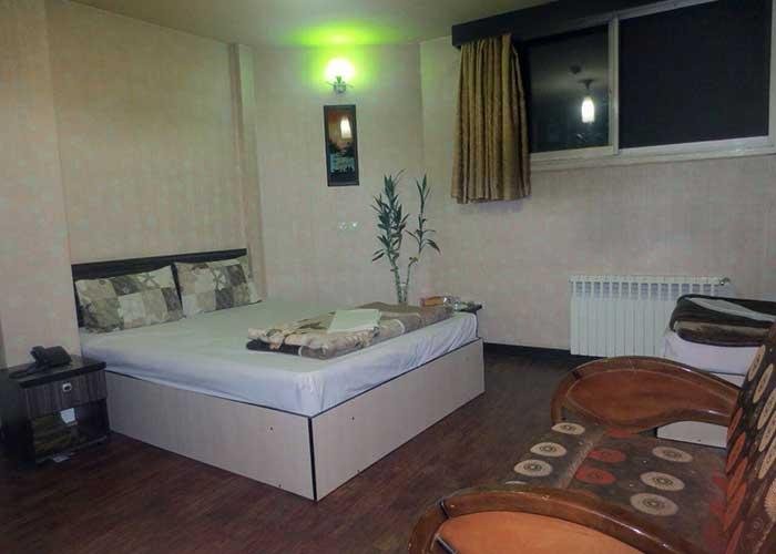 تصاویر اتاق دبل هتل صبا اصهفان