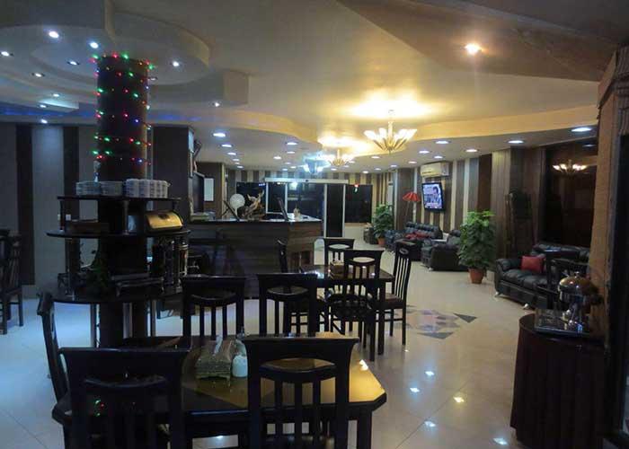 رستوران هتل صبا