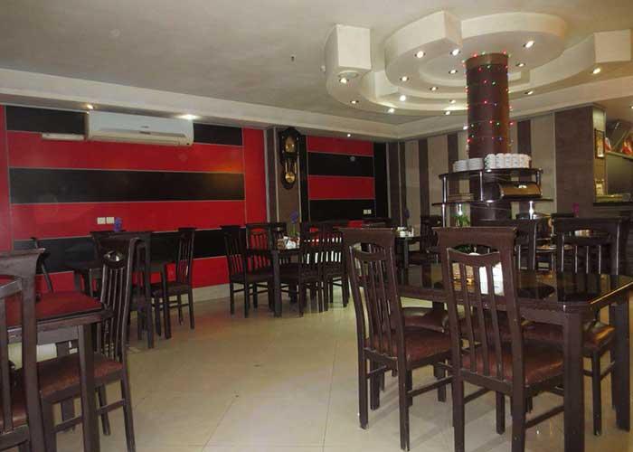 تصاویر رستوران هتل صبا اصفهان