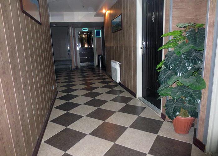 راهرو هتل صبا اصفهان