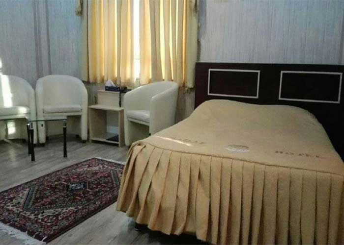 هتل صدف ماهشهر