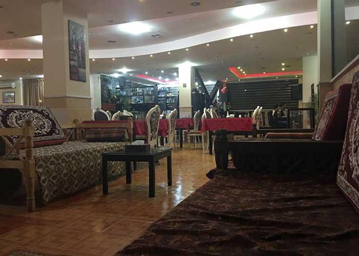 عکس رستوران هتل صدرا شیراز