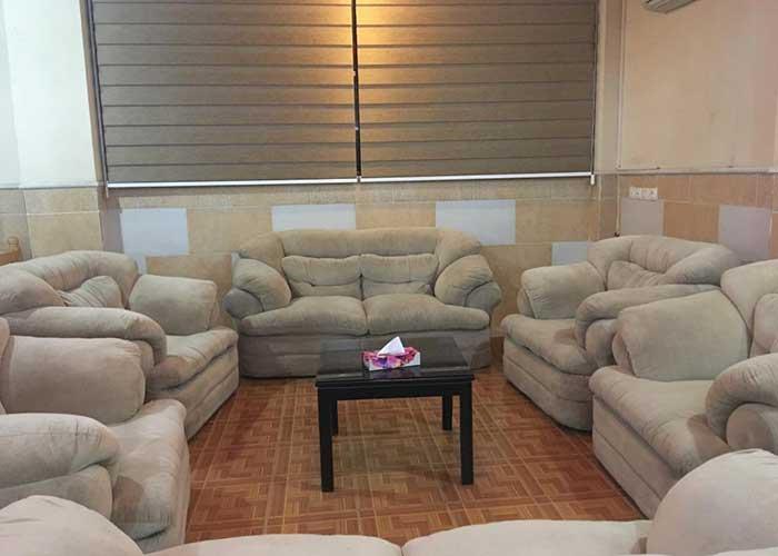 تصاویر لابی هتل صدرا شیراز