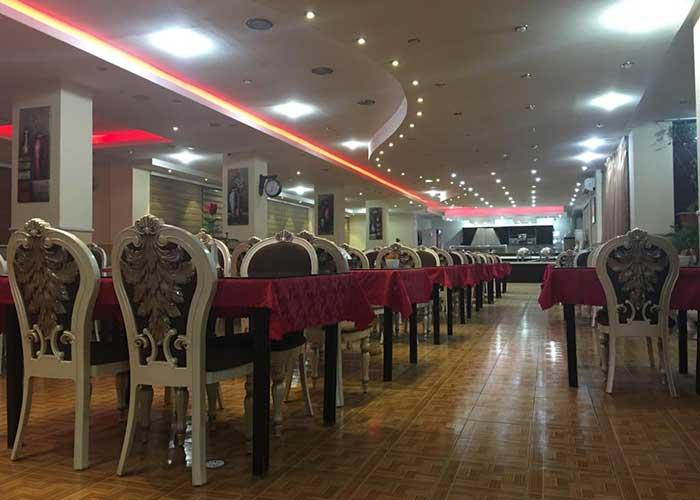 تصاویر رستوران هتل صدرا شیراز