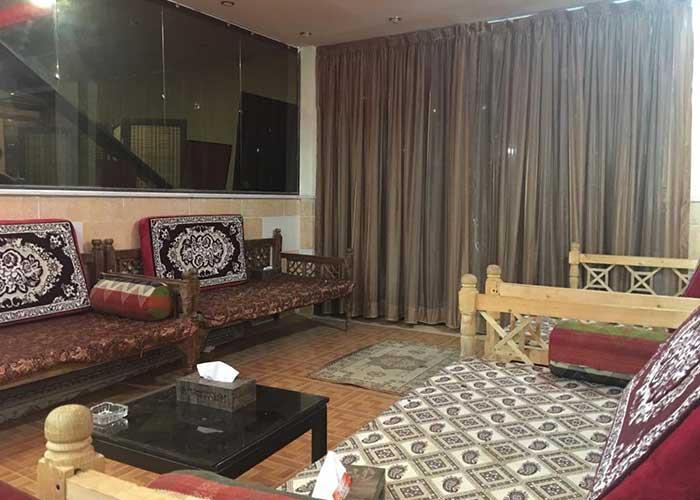 سفره خانه سنتی هتل صدرا شیراز