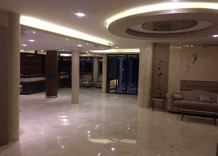 عکس لابی هتل صدرا شیراز