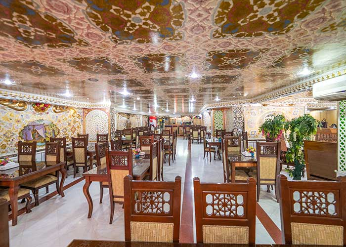 عکس رستوران هتل صفوی اصفهان