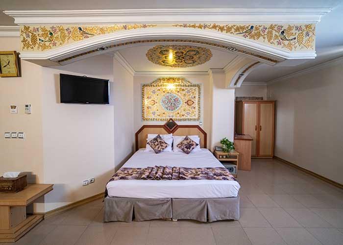 عکس دو تخته رویال هتل صفوی اصفهان