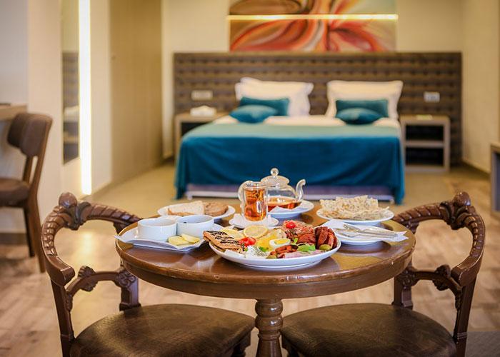 سوئیت رویال هتل سفیر اصفهان