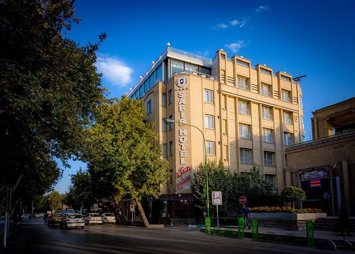 ساختمان هتل سفیر اصفهان