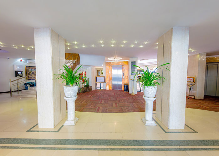 آسانسور هتل سفیر