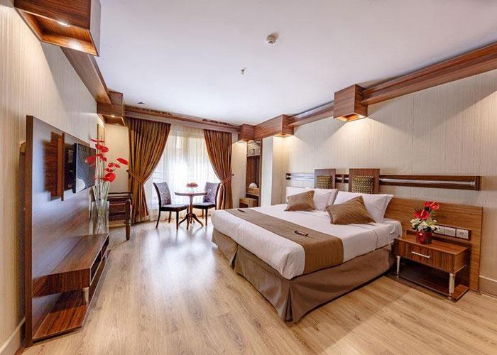 اتاق دو تخته هتل سفیر