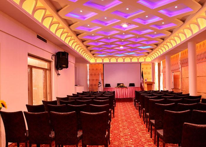 سالن همایش هتل سفیر اصفهان