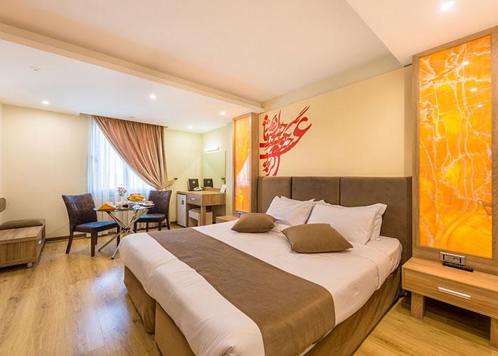 تصاویر اتاق دو تخته هتل سفیر اصفهان