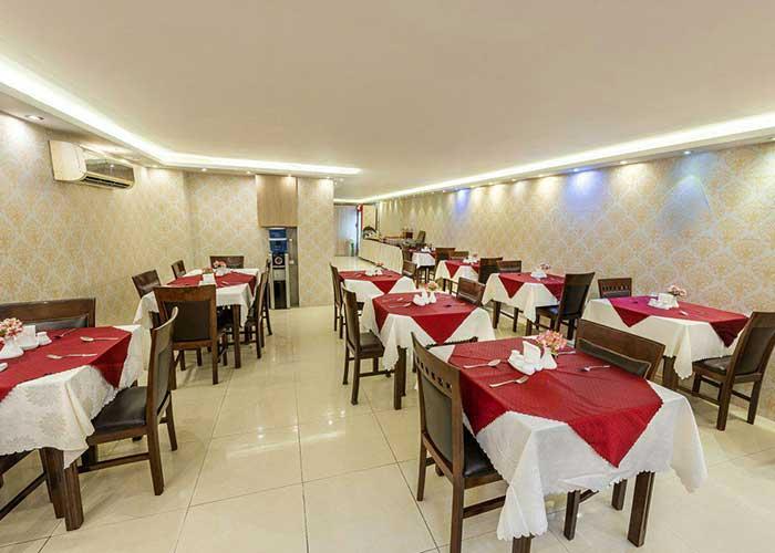 رستوران هتل سهند 2 مشهد