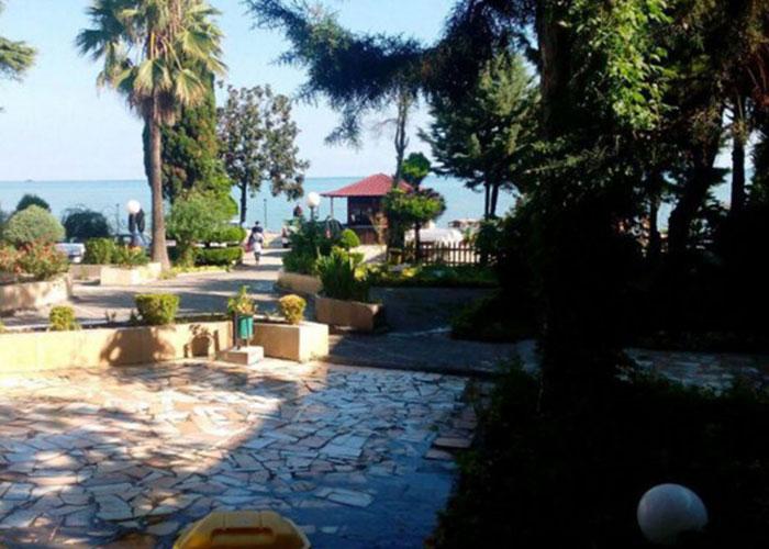 هتل صحرا نوشهر