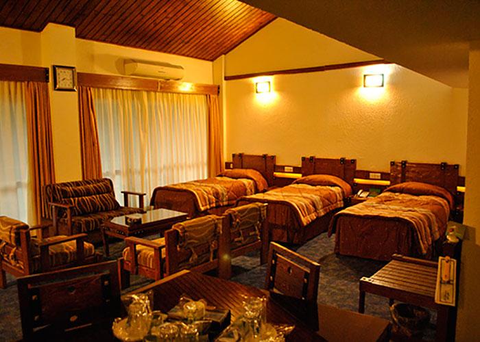 تصاویر هتل جنگلی سالار دره