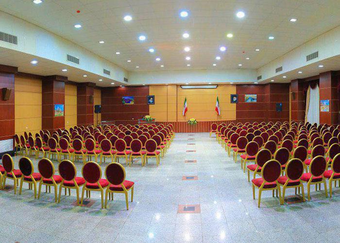 سالن کنفرانس هتل ثامن مشهد