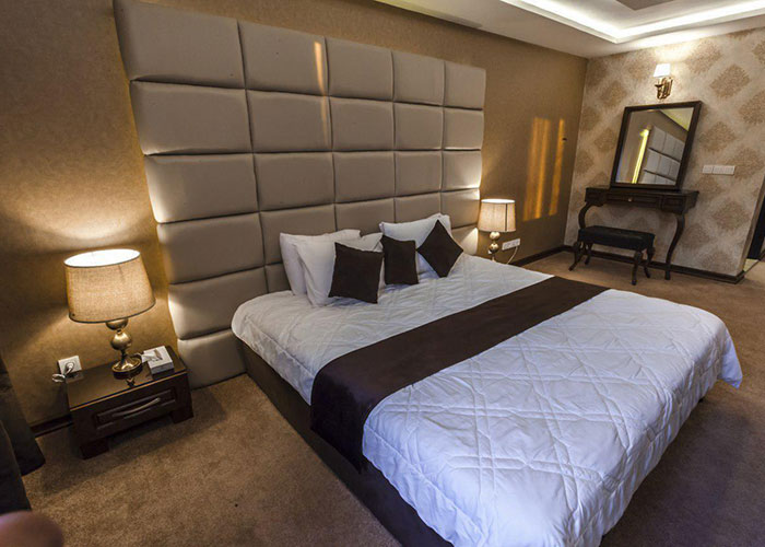اتاق دو تخته هتل ثامن مشهد