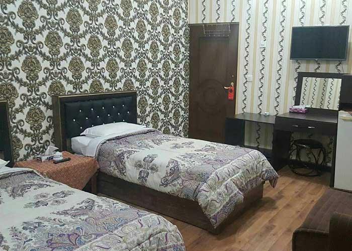 اتاق هتل سنگسر