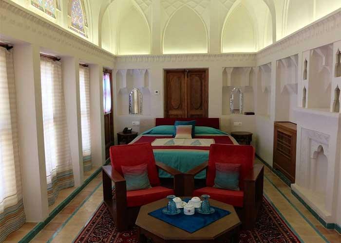 اتاق دو تخته تصاویر اتاق خانه سرای عامری ها