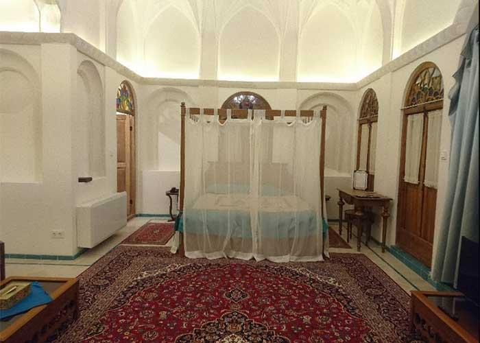 عکس اتاق های  خانه سرای عامری ها