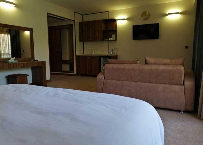 سوئیت هتل ساران شهمیرزاد