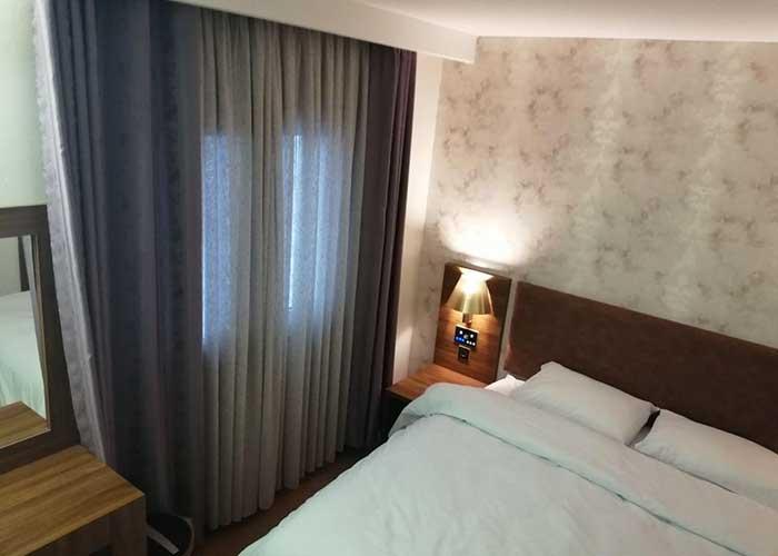 دو تخته هتل ساران شهمیرزاد