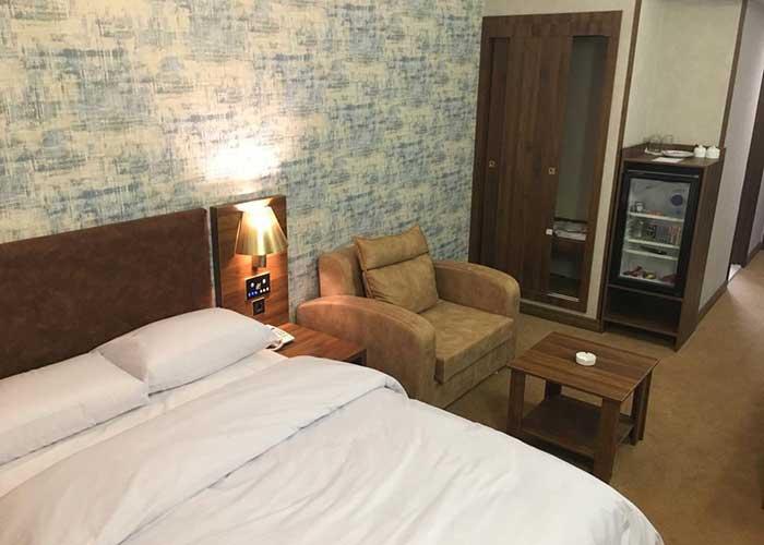 تصاویر اتاق های هتل ساران شهمیرزاد