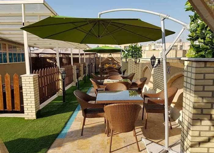 کافی شاپ هتل سرای اردیبهشت اصفهان