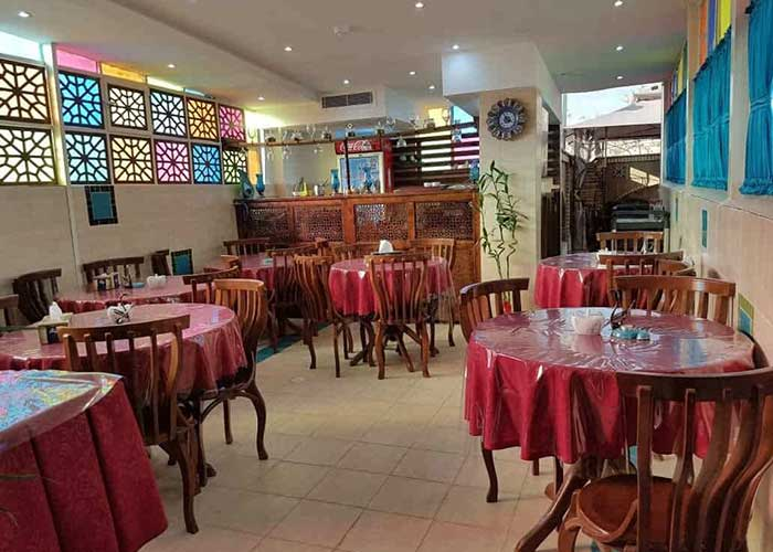 رستوران هتل سرای اردیبهشت اصفهان