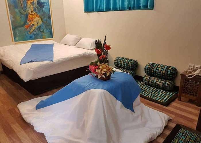اتاق دو تخته هتل سرای اردیبهشت اصفهان
