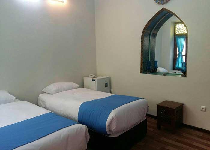 اتاق کانکت هتل سرای اردیبهشت اصفهان